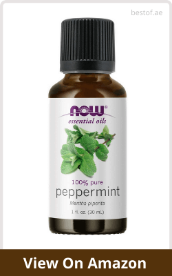 NOW Solutions Peppermint Oil